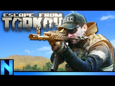 INTENSE 16 KILL FACTORY RUN - Escape from Tarkov
