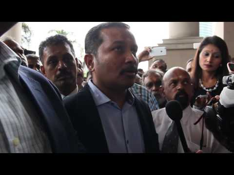MIC PRESIDENT SUBRAMANIAM CORRUPTION CASE FILE SUBMISSION   Pt 2