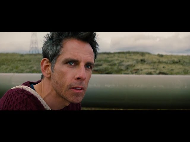 The Secret Life of Walter Mitty - Official Trailer #2
