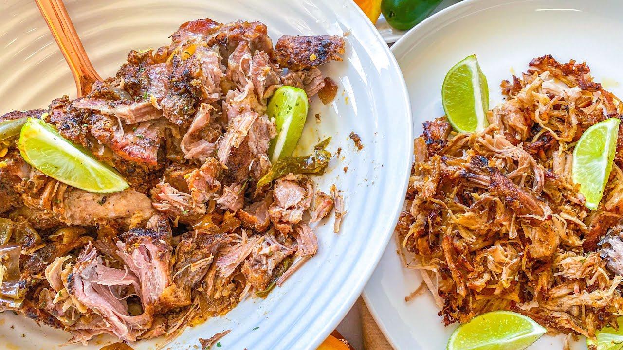 Las Carnitas MÁS FÁCIL de Preparar 🔥 SABROSA! | Fuego en la Cocina