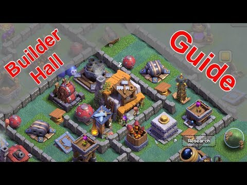 Builder Hall Overview: New Buildings, Troops, and More!