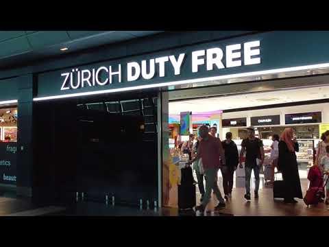 Zurich Kloten Switzerland Airport