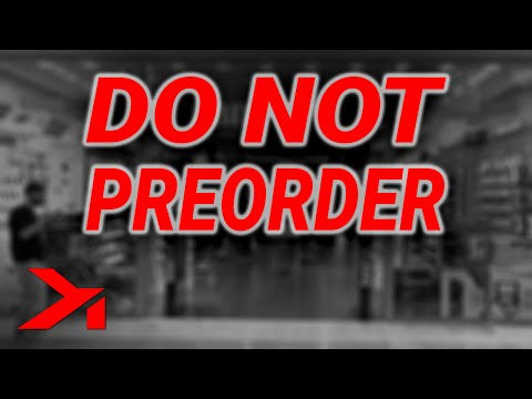 Never Preorder A Video Game At Gamestop!