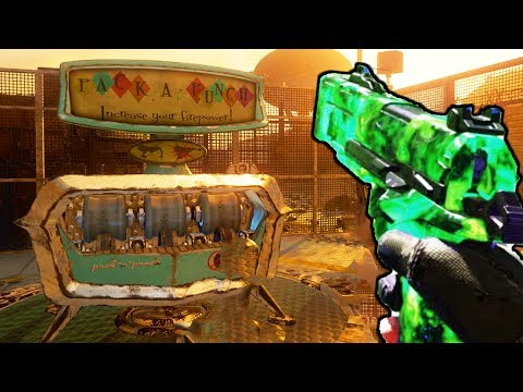 AREA 51 CHALLENGE ONLY - MOON REMASTERED (BLACK OPS 3 ZOMBIES)