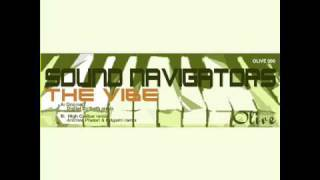 The Sound Navigators - The Vibe (Bryan Jones & Mike Gillenwater Remix) - Olive Records
