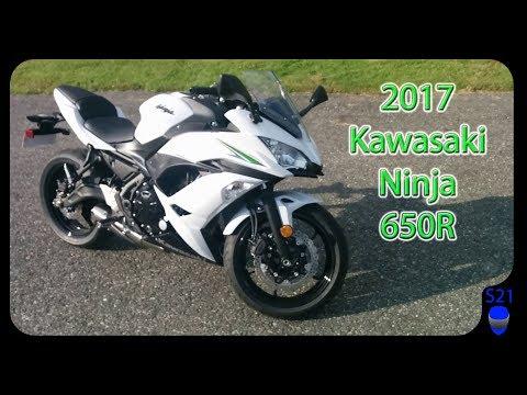 2017 Ninja 650 First Ride