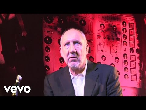 Bush Hall Interview With Pete Townshend (Part 1)
