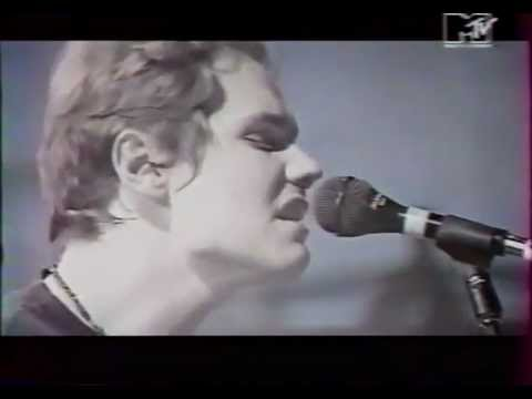 The Smashing Pumpkins - MTV Studios in 1993