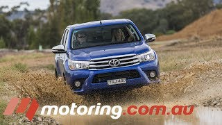 2017 Toyota HiLux SR5 Review   Motoring.com.au