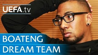 Jérôme Boateng: My dream five-a-side