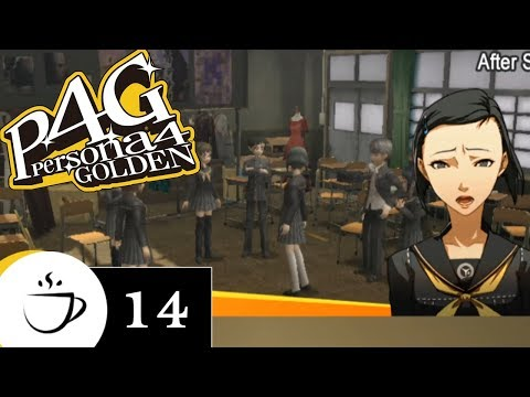Let's Play Persona 4 Golden - 14 - Let's Think!