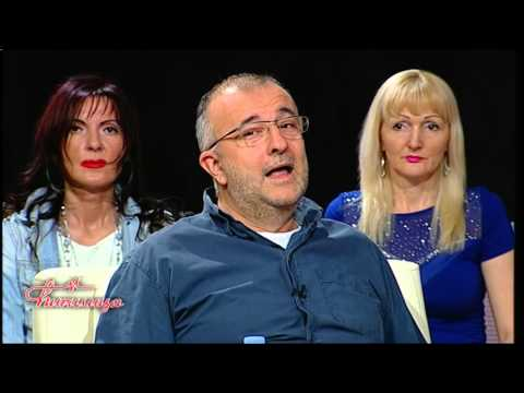 CIRILICA - Cirjakovic, Stojkovic, Jaksic, Antonic - (TV Happy 02.05.2016.)