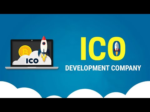 ICO Development - Pre ICO and Post ICO Cryptocurrency Services