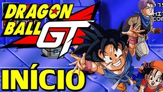 Dragon Ball GT - Transformation (GBA) - O Início