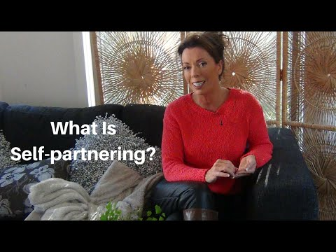 What Self Partnering Really Is (may not be what you think!)