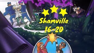 Robbery Bob 2 Shamville 16-20 3 star HD
