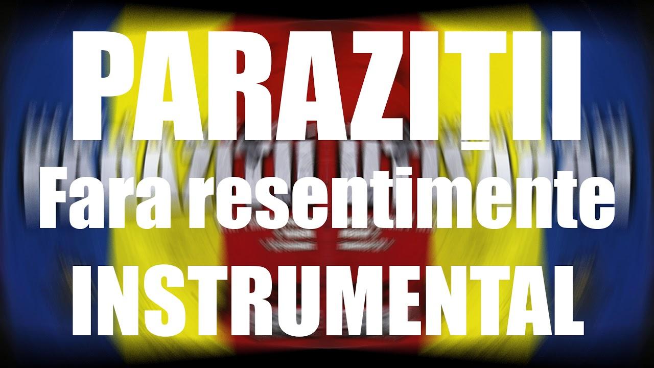 parazitii arde instrumental