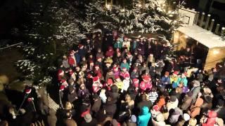 Kikomo koor Kerstmarkt Moerbrugge