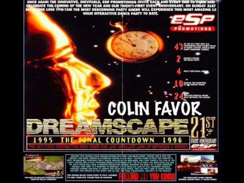 Colin Favor @ Dreamscape 21 New Years Eve...
