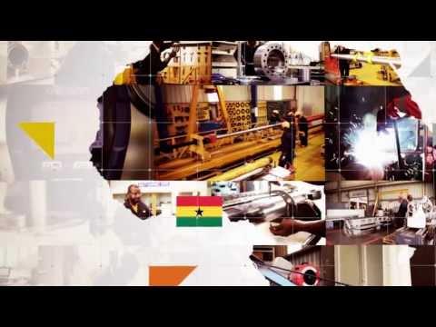 Harlequin International Ghana Limited- Short Corporate Video