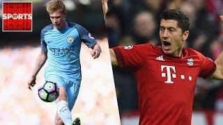 FIFA 17  Manchester City vs. FC Bayern [Pep Guardiola's Old vs. New]