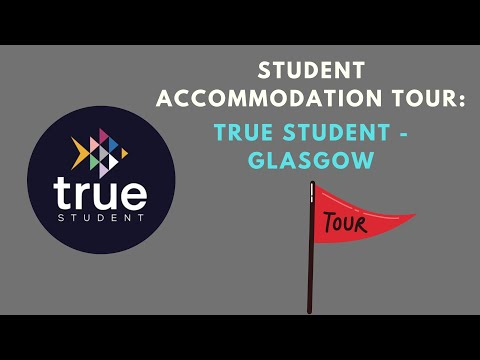 True Student Glasgow, New City Road - Quick Student Accommodation Tour