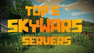 Minecraft: Top 5 Best Skywar Servers 1.7.10 [2014] [New]