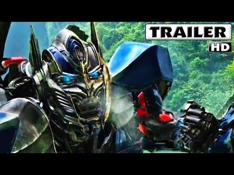 Transformers La era de la extinción Trailer 2014 Español películas de hollywood salvadas por la taquilla china