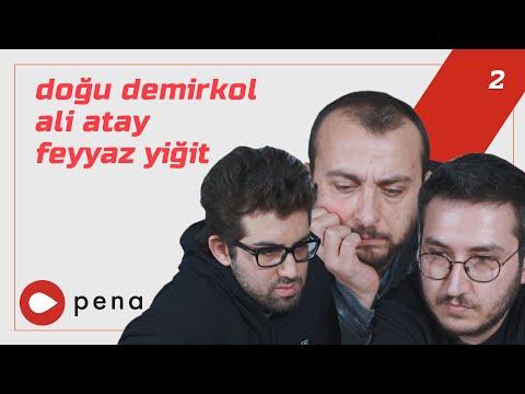 Buyrun Benim 2 - Ali Atay, Feyyaz Yiğit ve Doğu Demirkol Ekşi Sözlük'te