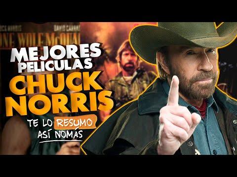 Te Lo Resumo | 3 Películas de Chuck Norris Así Nomás