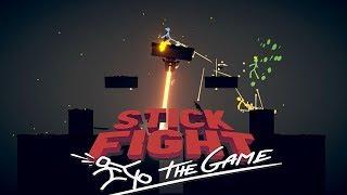 Stick Fight: The Game - I Just Wanna Talk... - Part 22 [ONLINE] - PC Gameplay, Walkthrough