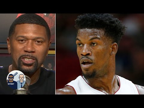 Jimmy Butler is key to the Heat making the playoffs – Jalen Rose | Jalen & Jacoby 1