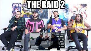 The Raid 2 Berandal : Kitchen Final Fight Scene Reaction
