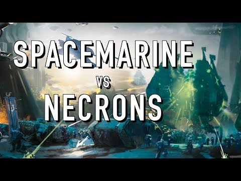 40 Facts and Lore on Spacemarine VS Necrons in Warhamer 40K