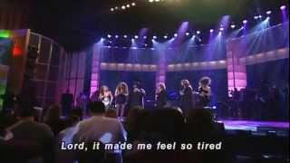 The Divas - (You Make Me Feel Like) A Natural Woman (feat. Carole King) (live in VH1 Divas 1998)