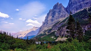 6 Day Backpacking GLACIER National Park (Montana)