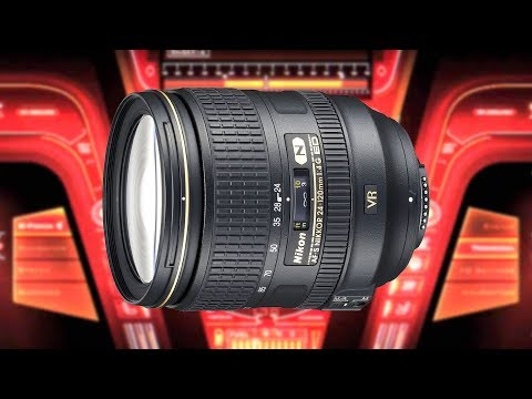 Is the Nikon 24-120mm f4 VR a GOOD WEDDING Lens?