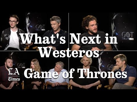 Seeing The Future of Game Of Thrones | Los Angeles Times