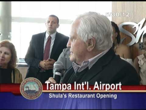 Tampa International Airport - New Restaurant Openings