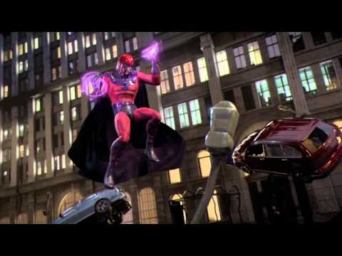 Marvel Avengers: Battle for Earth: E3 2012 CGI Trailer