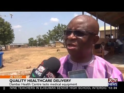 Quality Healthcare Delivery - Joy News Today (22-3-18)