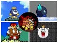 Super Mario 63 All Bosses