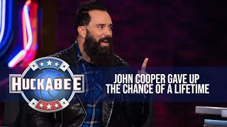 Why Skillet's John Cooper Gave Up The CHANCE OF A LIFETIME | Jukebox | Huckabee