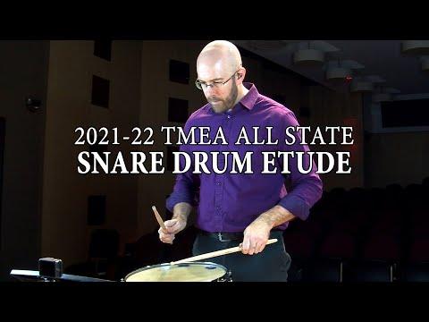 TMEA 2021-22 Percussion