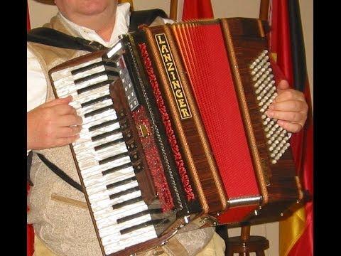 Akkordeon- und Steirische Harmonika-Musik in der Waldschänke ...