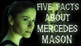 Meet the Actor: Mercedes Mason (Ofelia Salazar from Fear the Walking Dead)