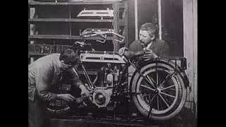 The Rover Imperial Vintage Motorcycle Manufacture