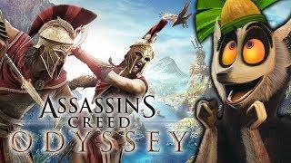KRÓL JULIAN W GRECJI! - Assassin's Creed Odyssey