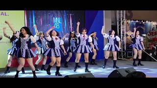 Download lagu MNL48 - Manila48 | High Tension | Pagibig Fortune Cookie @ PTAA Travel Tour Expo 2020 Day 3