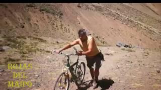 RUTAS MTB SANTIAGO Cajon del Maipo